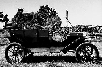 mobil tertua