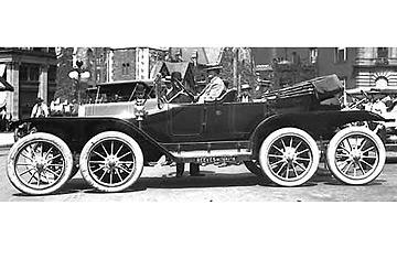 mobil paling kuno di dunia