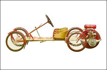 mobil paling antik di dunia